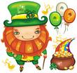 St. Patrick's Day set series 1
