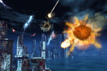 Armageddon in New York