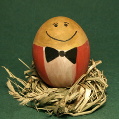 Smile of Mr. Egg