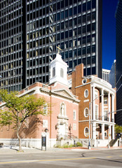 Saint Elizabeth Ann Seton's shrine, Manhattan, New York, USA