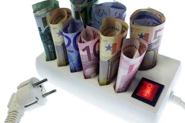 Strom kostet Geld III