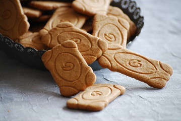 gâteaux speculoos