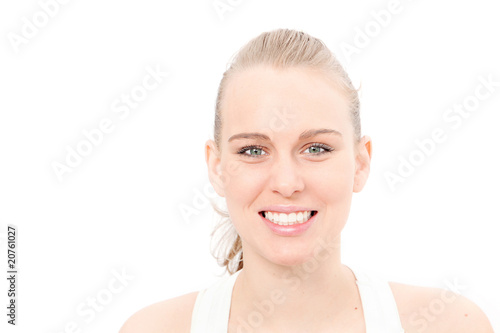 woman,perfect teeth,smile and skin