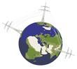globales Stromnetz