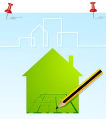 Haus Planung