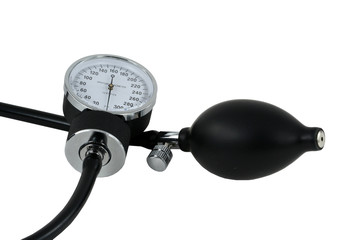 Sphygmomanometer and bulb