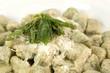 piatto di gnocchi di patate