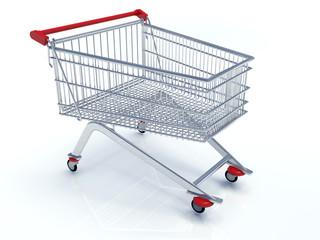 3D Shoping Chart