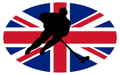 hockey colors of Great Britain