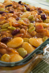 Baked Bean Dish