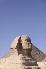 Esfinge 4, Egipto