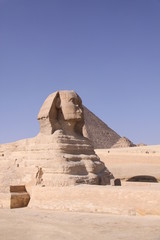 Esfinge 5, Egipto