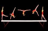 Fototapety Balance beam