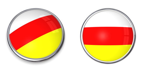 Banner Button North Ossetia