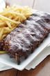 ribs meal