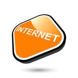 internet zeichen vernetzung symbol information poster