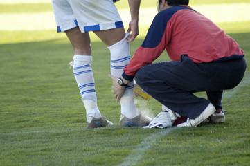 Futbolista lesionado 1