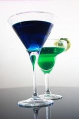 Blu-Verde