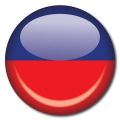 Chapa bandera Haiti