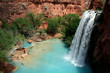 Havasu Falls Waterfall