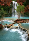 Havasu Falls Waterfall