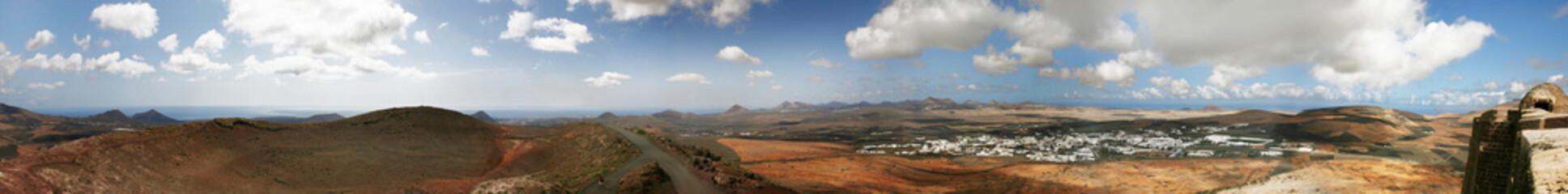 Teguise Panorama