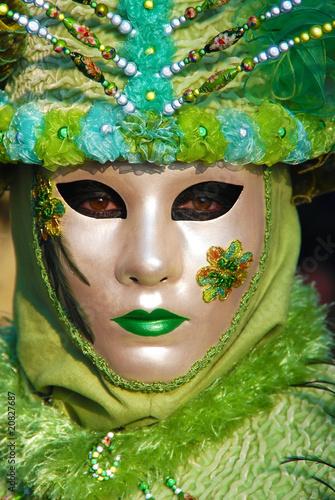 Fototapeten,carnevale,maske,venedig,maske