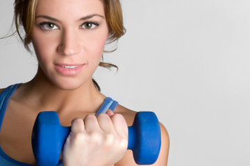 Fitness Workout Girl