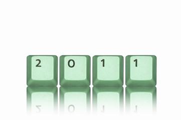 Jahreszahlen 2011