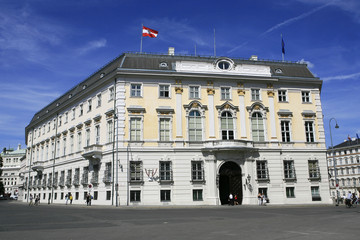 Wien - Bundeskanzleramt