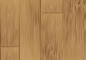 Brown wooden texture. Vector background.