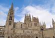 Catedral de Burgos, joya del arte gótico, España