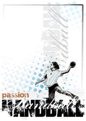 handball background 3