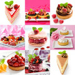 Beautiful food collage 7