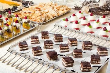 desert cakes