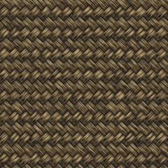 Woven basket twill texture