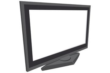 Ecran TV Plasma Perspective