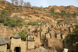 Songo,village dogon
