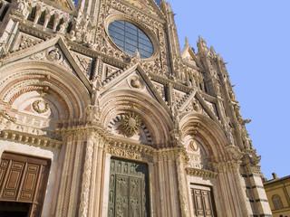 Catedral de Siena, monumento artístico, Italia