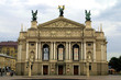 Opera and Ballet Theater, Lviv, Ukraine