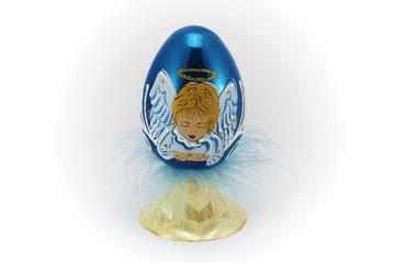 Dark blue Easter egg_1