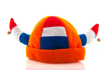 Dutch winning team