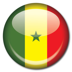 Chapa bandera Senegal