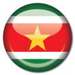 Chapa bandera Surinam