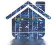 maison solaire