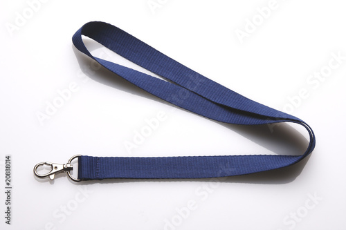 Schlüsselband blau - 20888014