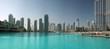 Quadro Dubai skyline