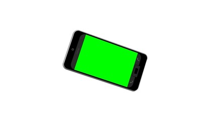 Mobile phone - 3d animation 25fps 1080p
