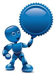 Robot vainqueur
