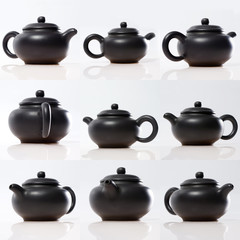 teapot from different angles